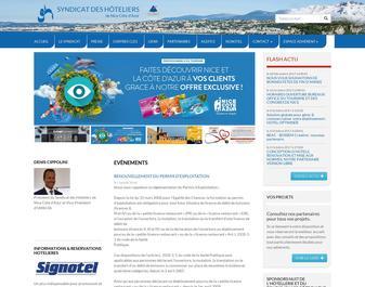 Syndicat des Hoteliers – Permis d'exploitation