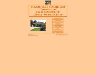 Tennis club Maure-vieil