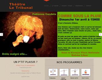 Theatre de la Marguerite – Scene sur Mer
