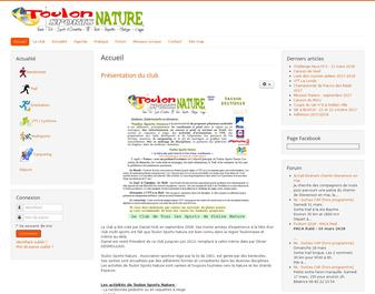 TOULON SPORTS NATURE