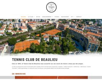 tournoi tennis beaulieu itf