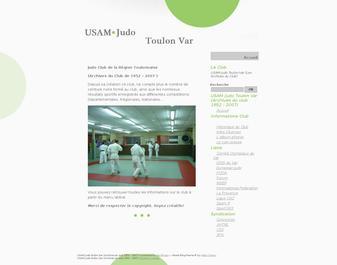 USAM Judo Toulon Var