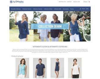 Vêtements Coton