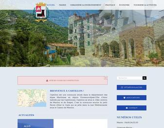 Village de Castillon