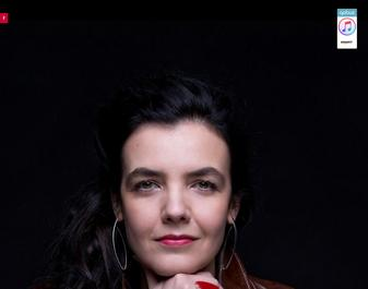 Virginie Teychené chanteuse jazz