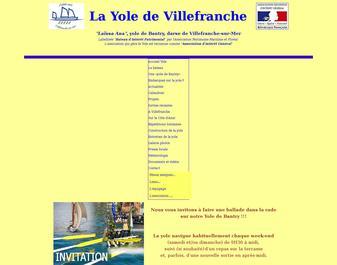Yole de Villefranche